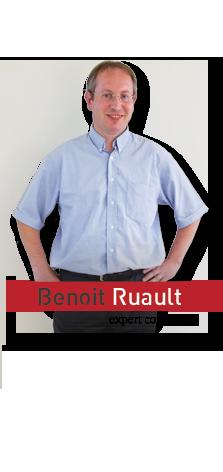 Benoit Ruault, notre expert comptable